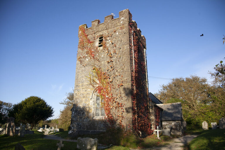 St Ruan Church