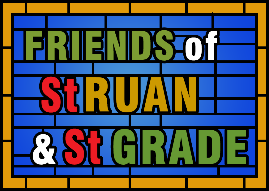 Friiends of St Ruan and St Grade